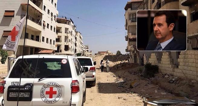 Esat Aşşi: Esad BM'ye şantaj yapıyor