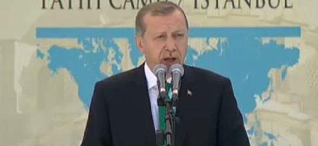 Cumhurbaşkanı Erdoğan 4. Uluslararası Hafızlık Töreni'nde konuştu