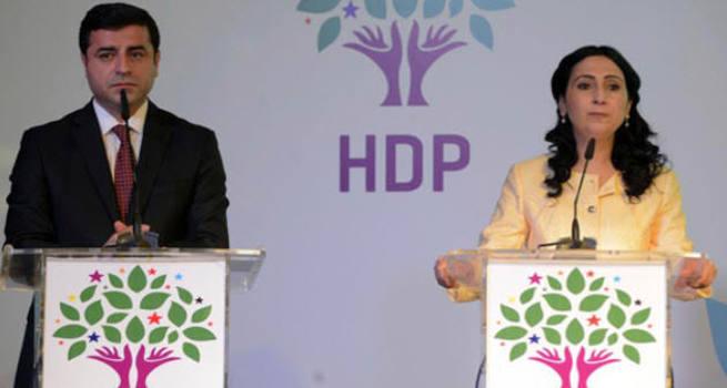 HDP'li vekiller için hazırlanan 30 fezleke Diyarbakır'da