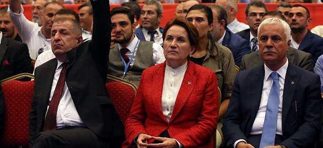 MHP kongresi yine mahkemelik