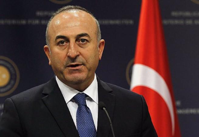 Bakan Çavuşoğlu'ndan 'Hamas' açıklaması