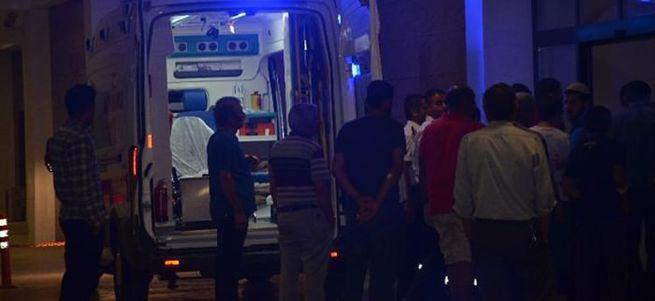 Jandarma karakoluna bombalı saldırı: 1 ölü, 16 yaralı