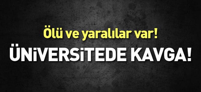 Ankara Üniversitesi'nde kavga: Ölü ve yaralılar var