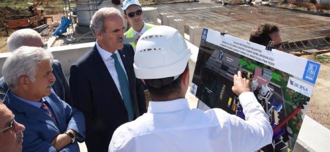Bursa'ya çamur yakıp, elektrik üretecek tesis kuruluyor
