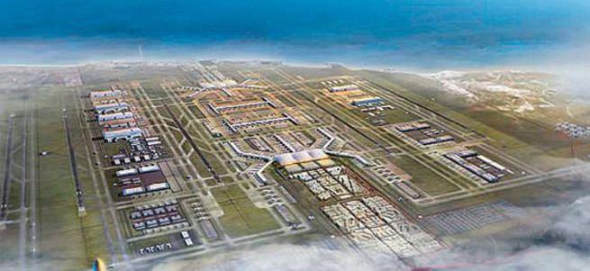 '3. Havalimanı'ndan özellikle Bulgarlar memnun'