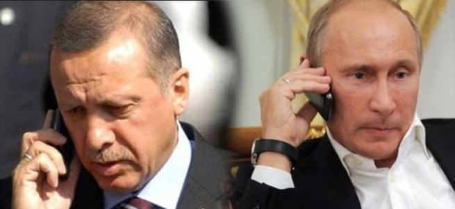 Erdoğan ve Putin telefon görüşmesi yapacak