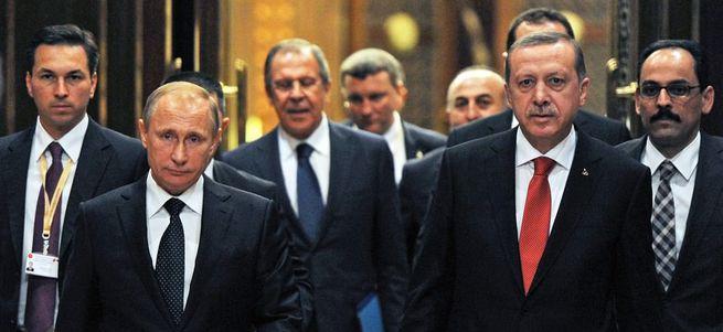 Rusya'dan Erdoğan'ın mektubuyla ilgili açıklama