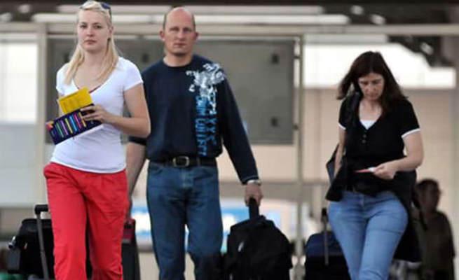 Rus turistlere turizm yasağı kalktı!