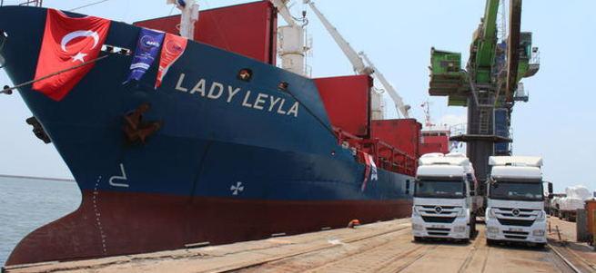 Lady Leyla bugün yola çıkıyor