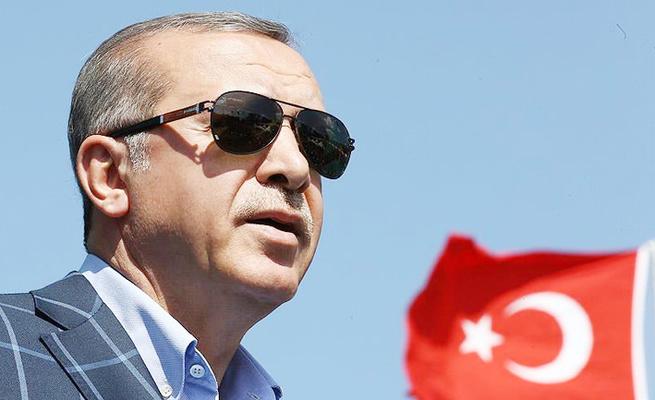 Cumhurbaşkanı Erdoğan o örgütün adını açıkladı