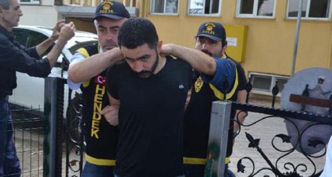 Kocaeli'de hastaneden kaçırılan mahkum yakalandı