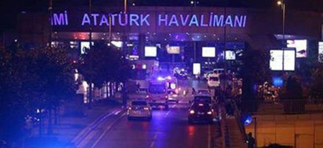 Havalimanı saldırısı ile ilgili flaş gelişme