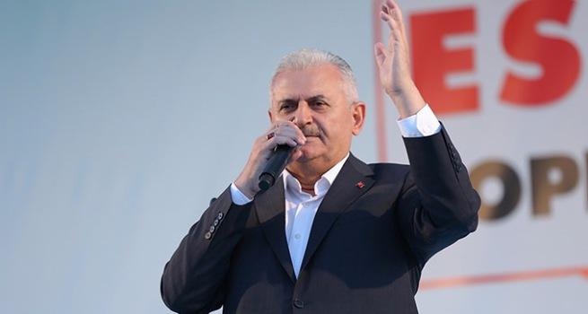 Başbakan Yıldırım, 35 milyar liralık Doğu ve Güneydoğu paketini açıklıyor