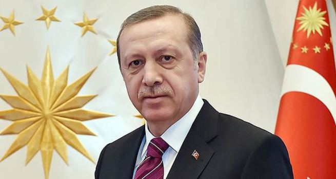 Cumhurbaşkanı Erdoğan'ın bayram mesajında İsrail ve Rusya vurgusu