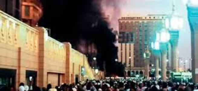 Medine saldırısına tepkiler büyüyor