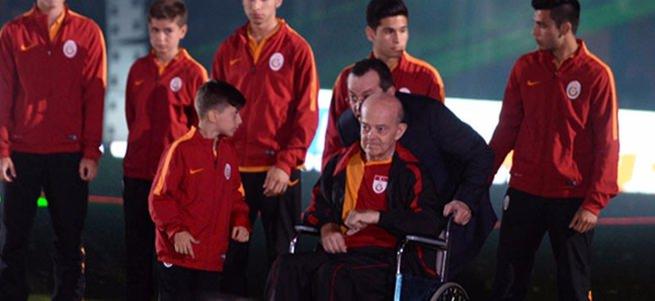 Galatasaray'dan vefat eden Turgay Şeren'e büyük vefasızlık