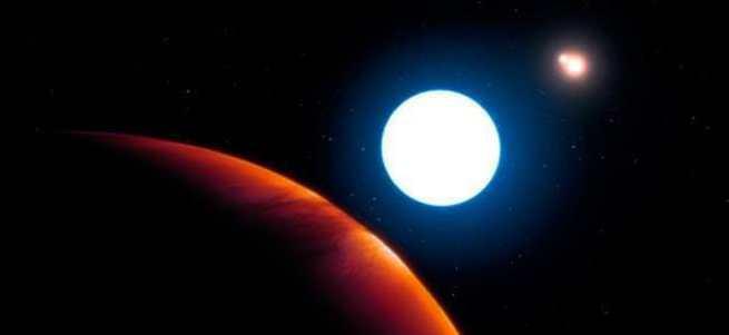 3 yıldızlı gezegen bulundu