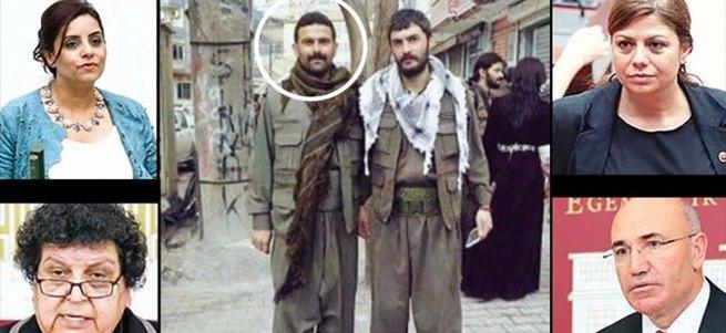 CHP'den terörist seferberliği