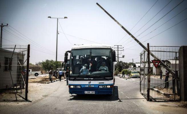 İsrail, Beyt Hanun Sınır Kapısı'nı açıyor