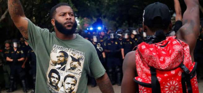 ABD'de silahlı milis grubu liderinden siyahilere göç çağrısı