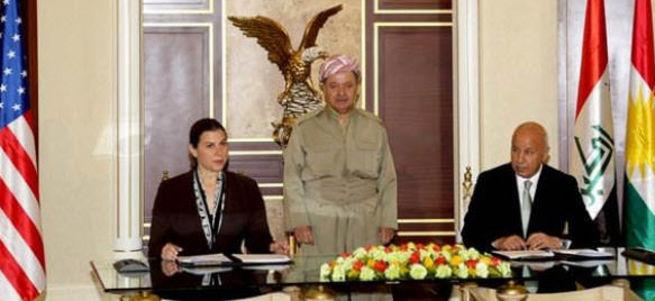 ABD ile Irak Kürt yönetimi arasında tarihi imza