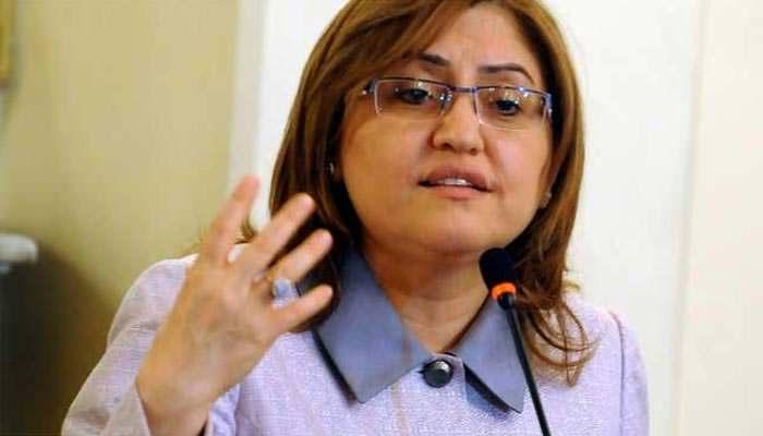 Fatma Şahin: Suriyeli proflar üniversitede hizmet veriyor