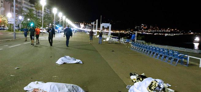 Nice Suriye'ye en çok DAEŞ'li terörist gönderen şehir