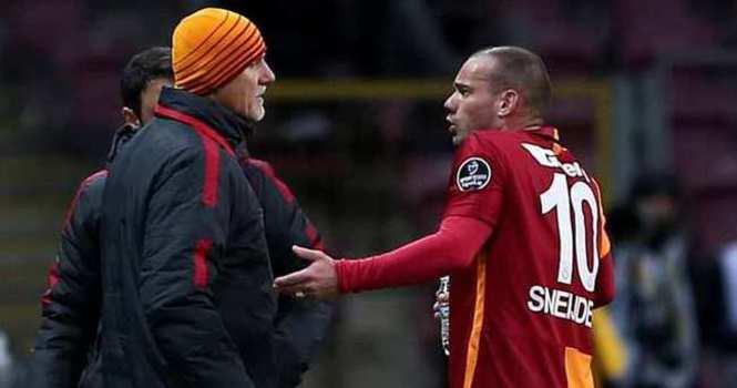 Galatasaray'da Taffarel şoku!