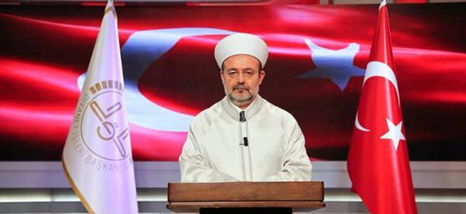 Diyanet İşleri Başkanı Görmez'den darbe girişimi açıklaması