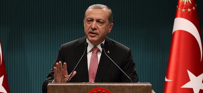 Cumhurbaşkanı Erdoğan: Tüm ülkede 3 aylığına 'Olağanüstü Hal' ilan edildi!
