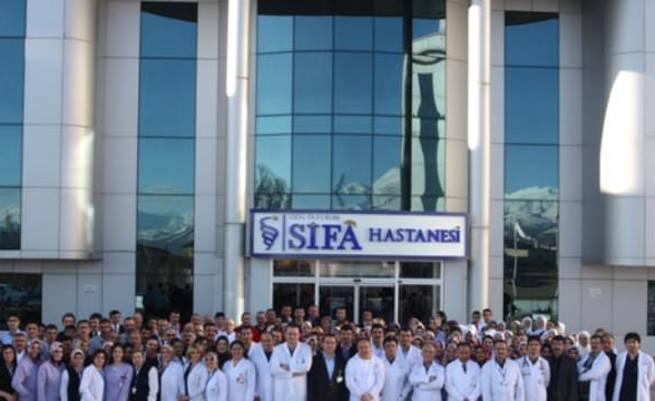 FETÖ'ye ait hastanede Gülen için hazırlanmış bir bölüm ortaya çıktı