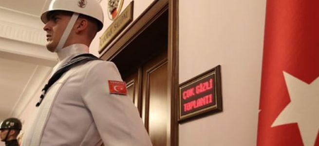 Yüksek Askeri Şura, Başbakan Binali Yıldırım başkanlığında toplandı