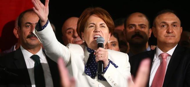 Meral Akşener sokaklardaki birlik ruhunu hazmedemedi