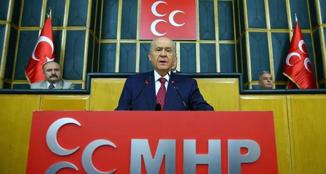 Bahçeli: PKK'nın yapamadığını FETÖ yapmıştır