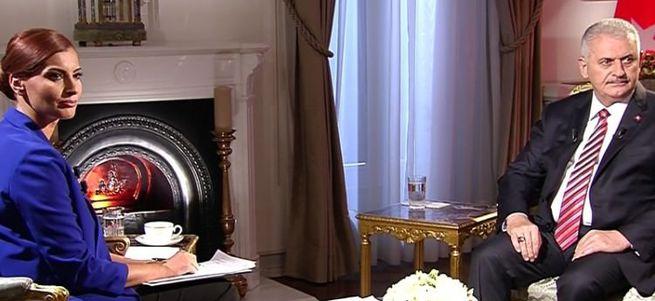 CHP'nin Yenikapı cevabına Yıldırım'dan ilk yorum