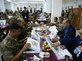 Cumhurba�kan� Erdo�an, Silopi'de askerlerle birlikte iftar yapt�