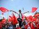 Cumhurba�kan� Erdo�an'a sevgi seli