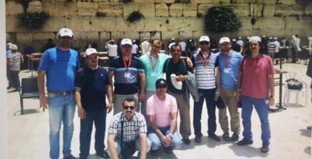 FETÖ'nün şoke eden İsrail ve Vatikan bağlantısı