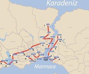 İstanbul'a 145 Kilometrelik Yeraltı Tüneli