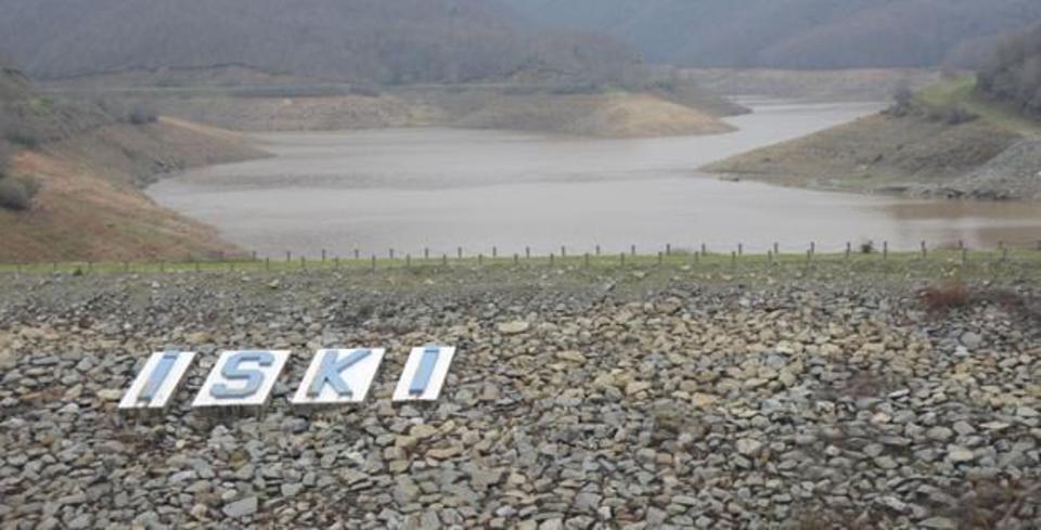 ��te �stanbul'daki barajlar�n doluluk oran�