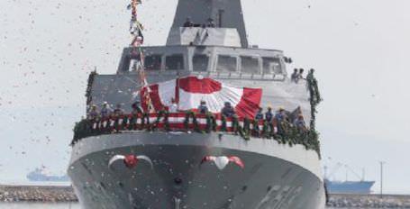 İşte milli savaş gemisinin özellikleri