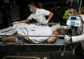 Kolombiya'da düşen uçakta yer alan futbolcuların son görüntüleri...