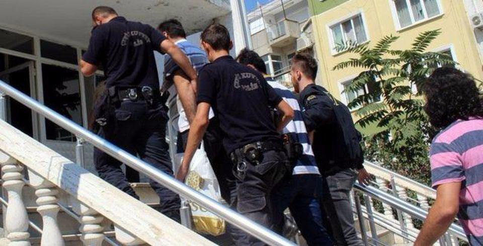 Tutuklanan hakim ve savc�lar