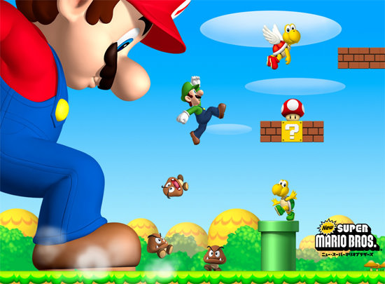 Mario Beynin Çalışmasına İyi Gelir
