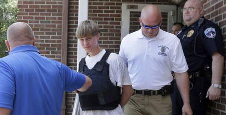 Kilise bombacısı yakalandı