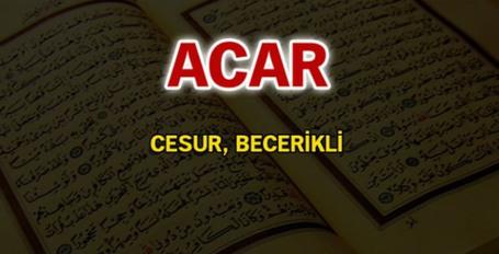 Kur'an-ı Kerim'de geçen isimler ve anlamları