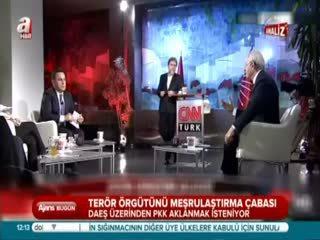 Kemal K�l�çdaro�lu, terörist eleba�lar�yla ayn� dili kullanmaya ba�lad�