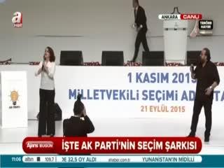 ��te AK Parti'nin yeni seçim �ark�s� 'Haydi Bismillah'
