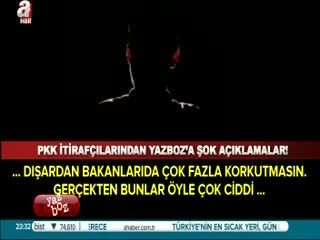 PKK itirafç�s�ndan �ok itiraflar
