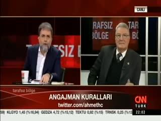Komutan�n cevab� Ahmet Hakan'� susturdu